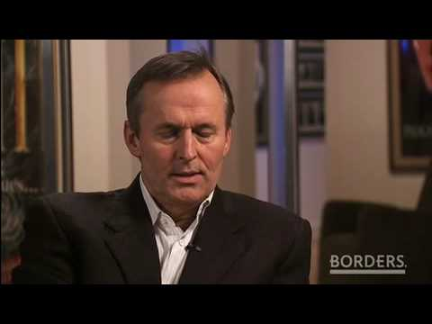 John Grisham Borders Interview Part 1 - The Appeal