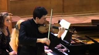 Р.Шуман Фантазия для скрипки и ф-но ор.131