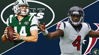 Houston Texans vs New York Jets Preview Week 15