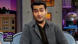 Kumail Nanjiani: Pornhub's Most-Searched Celebrity