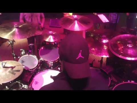 Sonny Emory - Yamaha Live Custom Drums