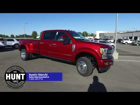 2019 F450 Limited Ruby Red