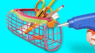 21 CREATIVE DIY SCHOOL SUPPLIES