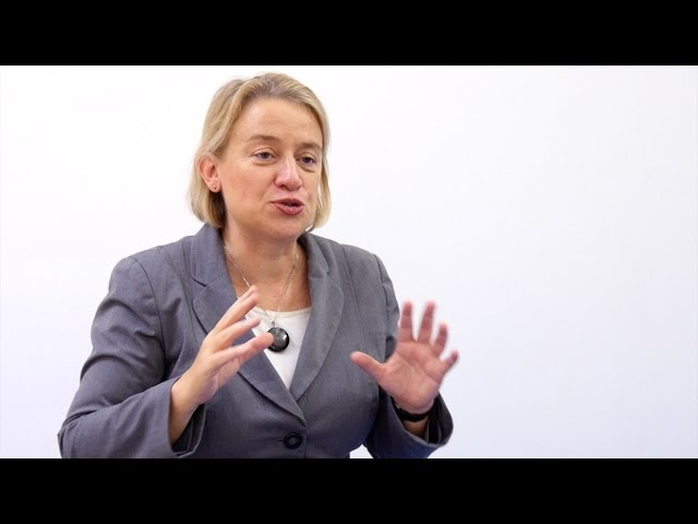 Natalie Bennett on Climate Change & Wellbeing
