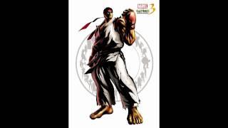 Repeat youtube video Marvel vs Capcom 3 - Theme of Ryu