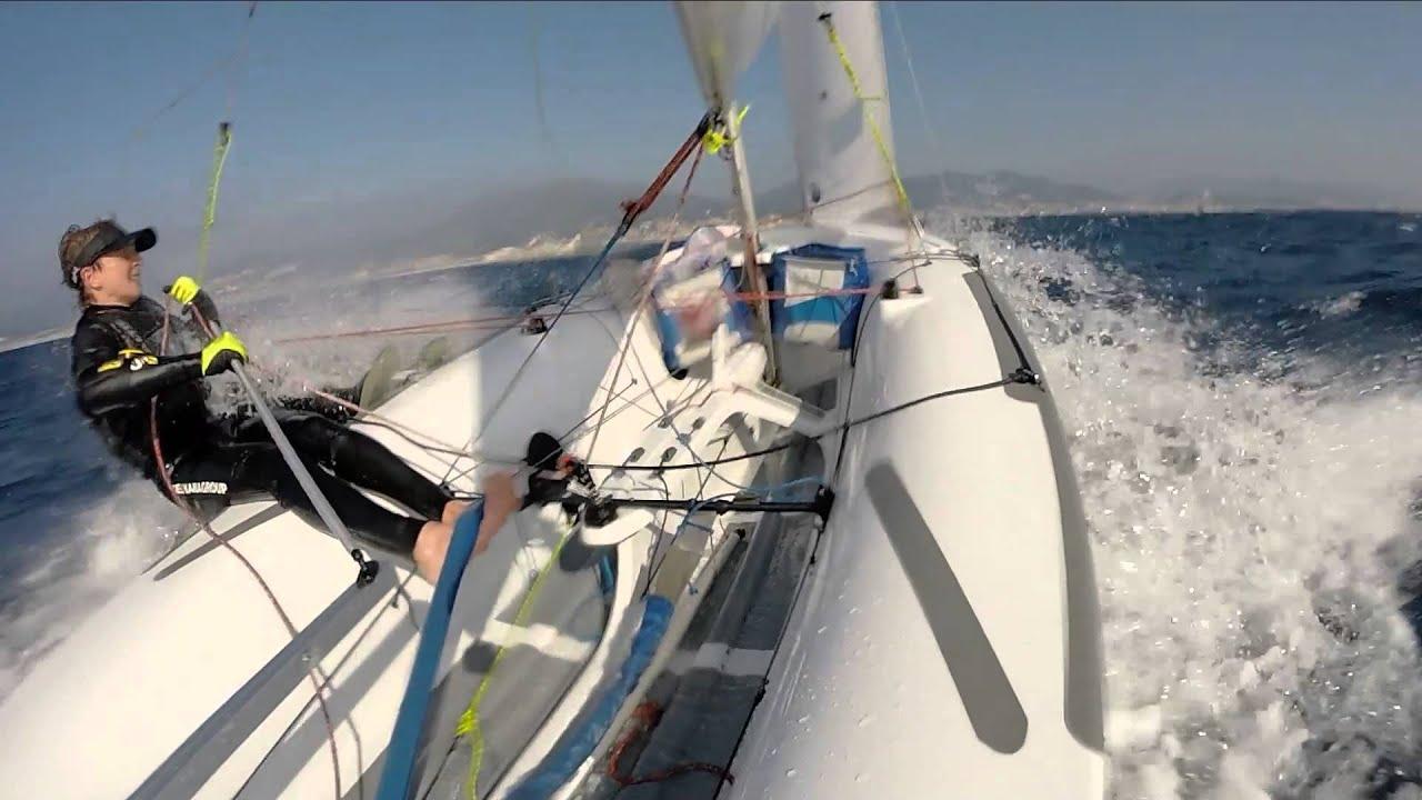 gopro hero 3 420 sailing extreme youtube