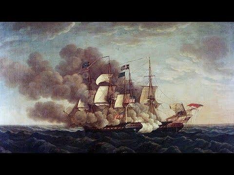 Americans capture British ships - 10/9/1812