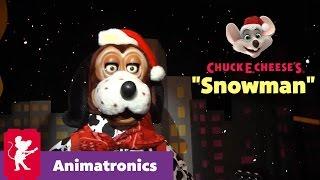Jasper's Snowman | Chuck E. Cheese Animatronics