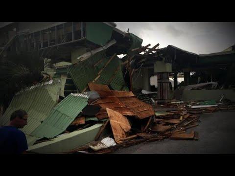People still stranded in Caribbean following Irma