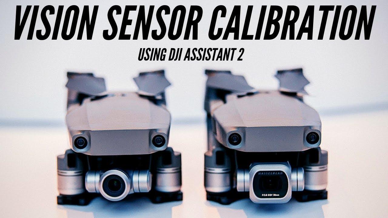 12 26 MB] How to Calibrate Vision Sensor System Using DJI