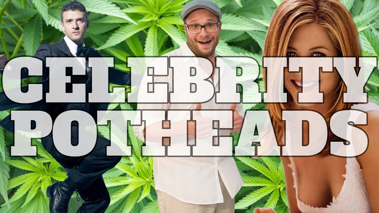 Top 10 Celebrity Potheads - video dailymotion