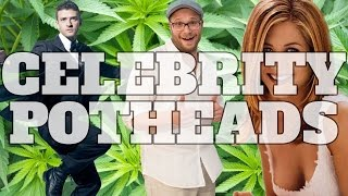 Top 10 Celebrity Potheads (Quickie)