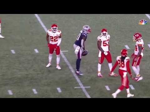 Josh Gordon Patriots Highlights