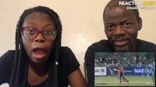 OZZY MAN REVIEWS :: CRICKET NUT SHOTS Reaction