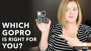 Which GoPro Should You Buy?? 2017 GoPro Comparison