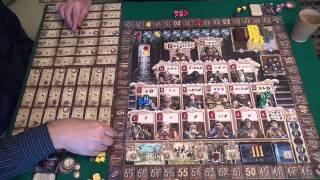 Кингсбург   играем в настольную игру board game
