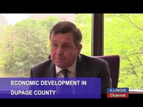 How DuPage County's Economic Development Efforts Are Solving Simple, but Perplexing Problems