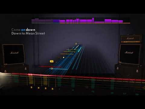 Mean Street - Van Halen - Rocksmith 2014 (Lead) |