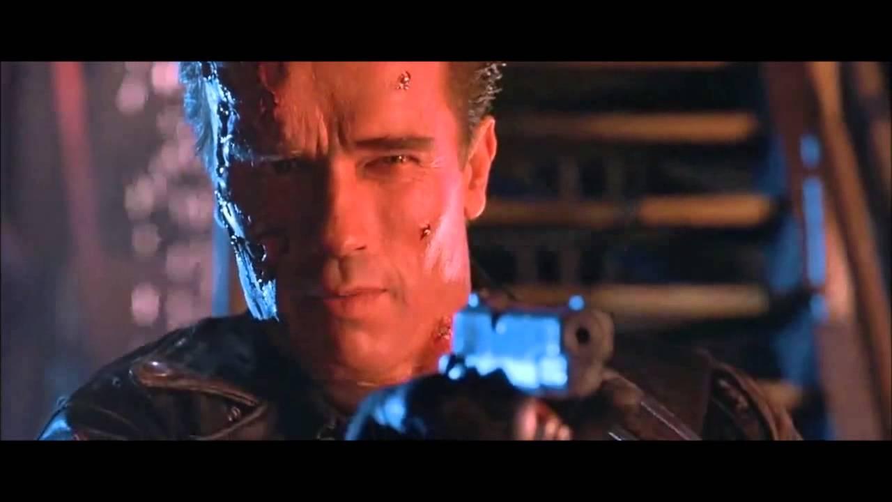 Terminator 2 - Hasta L... Arnold Schwarzenegger Quotes