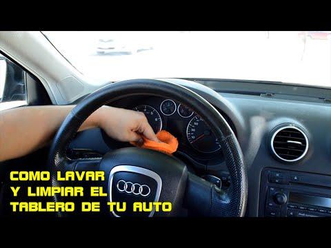 Como aplicar silicona al auto