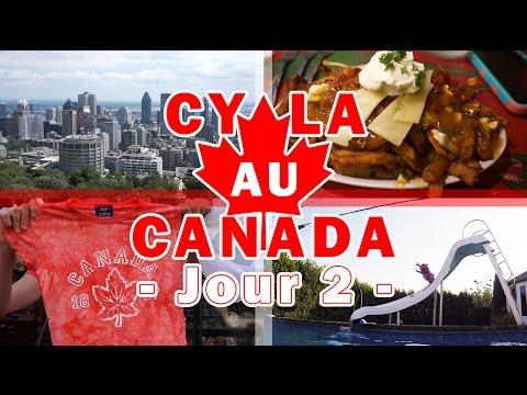 [Daily Vlogs CyLa au Canada] Jour 2 - Découverte de Montréal