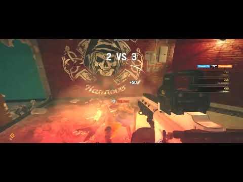 Prizmah X iGossage Rainbow Six Siege Dualtage