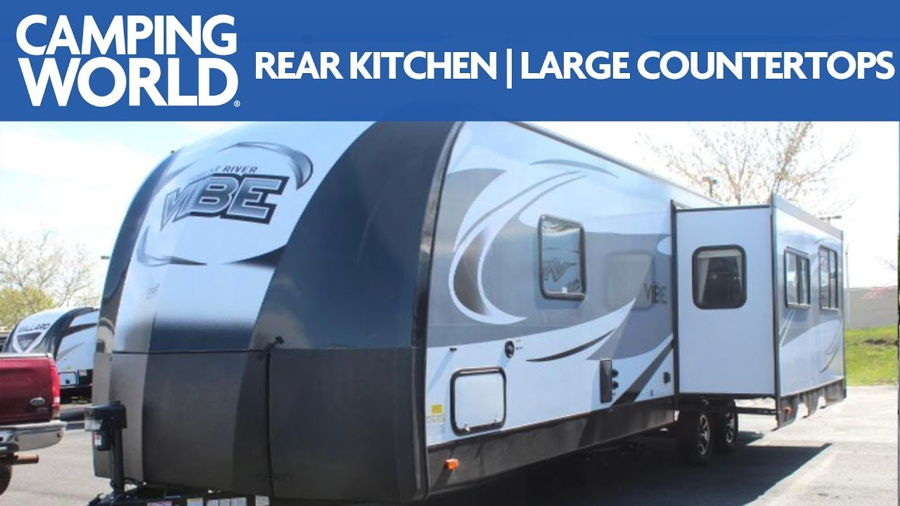 2018 Forest River Vibe 268RKS | Travel Trailer - RV Review: Camping World
