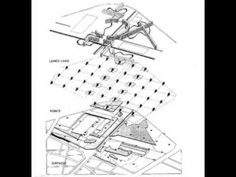 oma parc de la villette diagram pt cruiser pcm wiring precedent 2 youtube