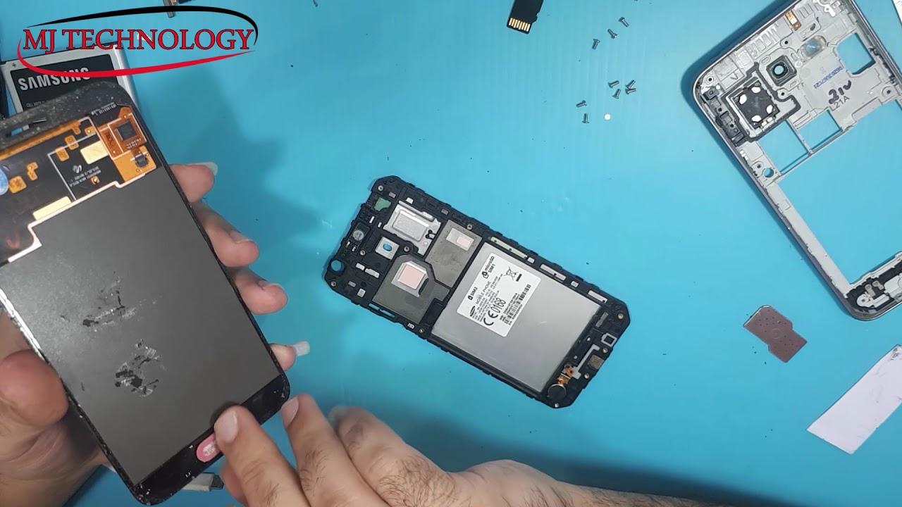 Samsung J5 Light Screen Problem
