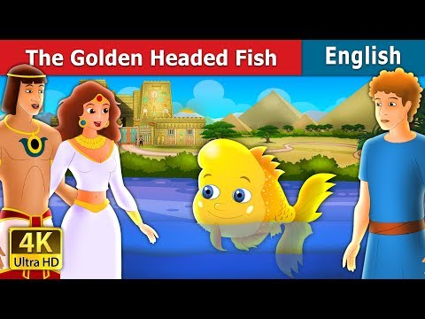 The Golden Headed Fish Story In English | Bedtime Stories | English Fairy Tales