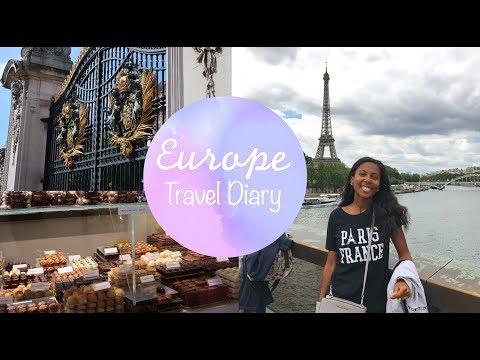 Europe Travel Diary | London, Paris, Norway, Germany, Belgium