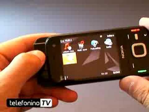 Nokia N85 videoreview da telefonino.net