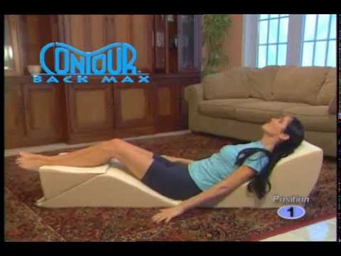 BackMax Body and Back Support Cushions