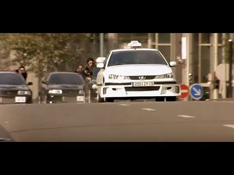 Taxi 2 - Paris Car Chase (Part 1)