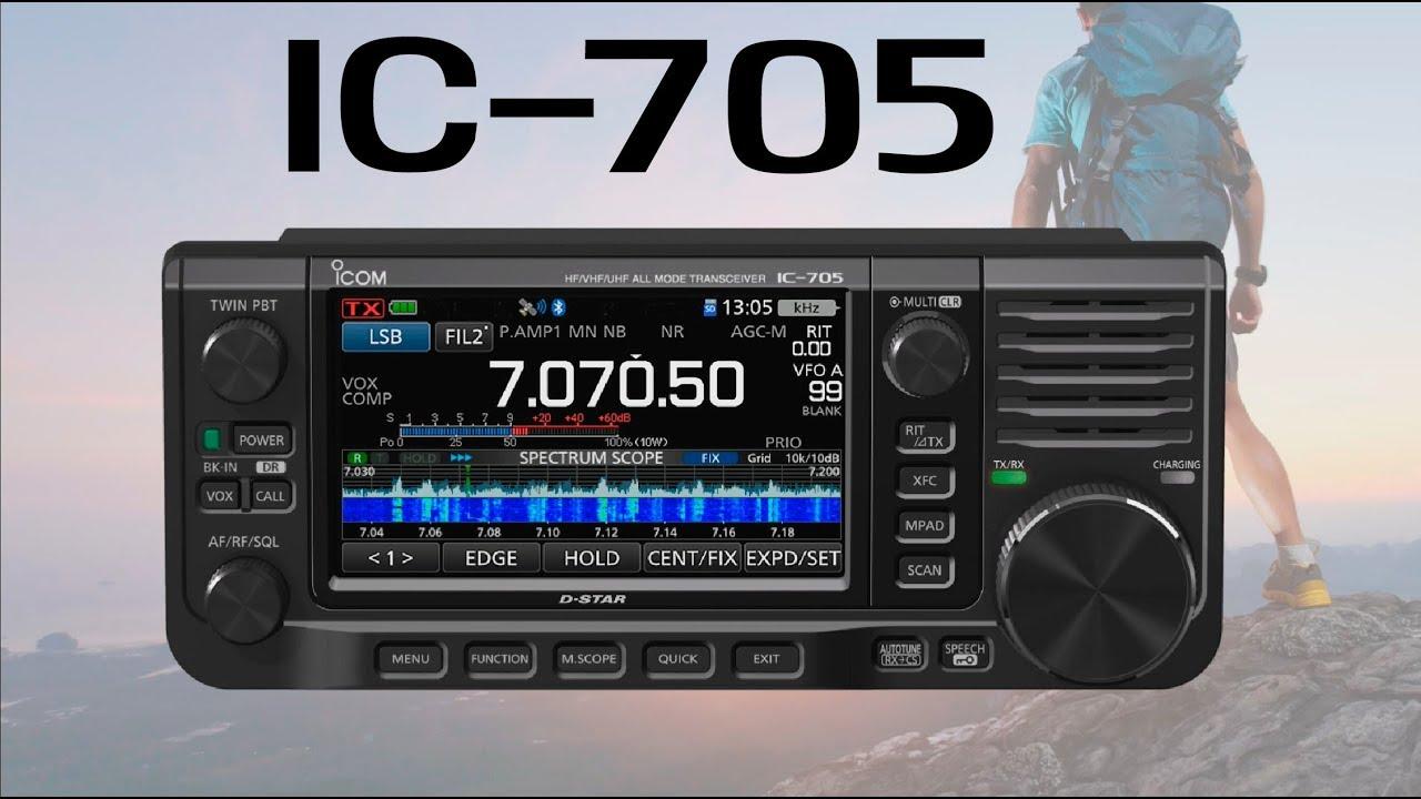 2 Minute Icom 7300 Ham Radio Deluxe Setup | Ham