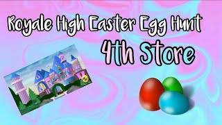 Royale High Egg Hunt! Miss Homestore all eggs ROBLOX