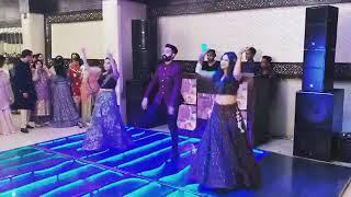 Morni banke song dance in wedding