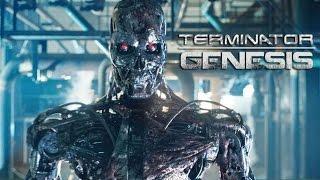 КОРОТКО о Terminator 5 : Genisys