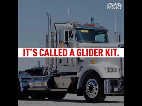 What Is A Glider Kit >> Glider Kit Trucks Youtube