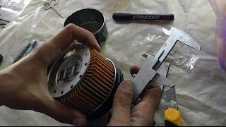 Что внутри масляного фильтра? Обзор 10 Масляных Фильтров ч. 2