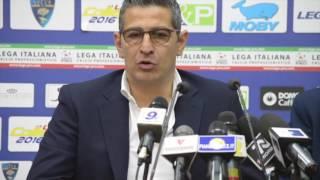 US Lecce | Conferenza stampa presentazione Pasquale Padalino