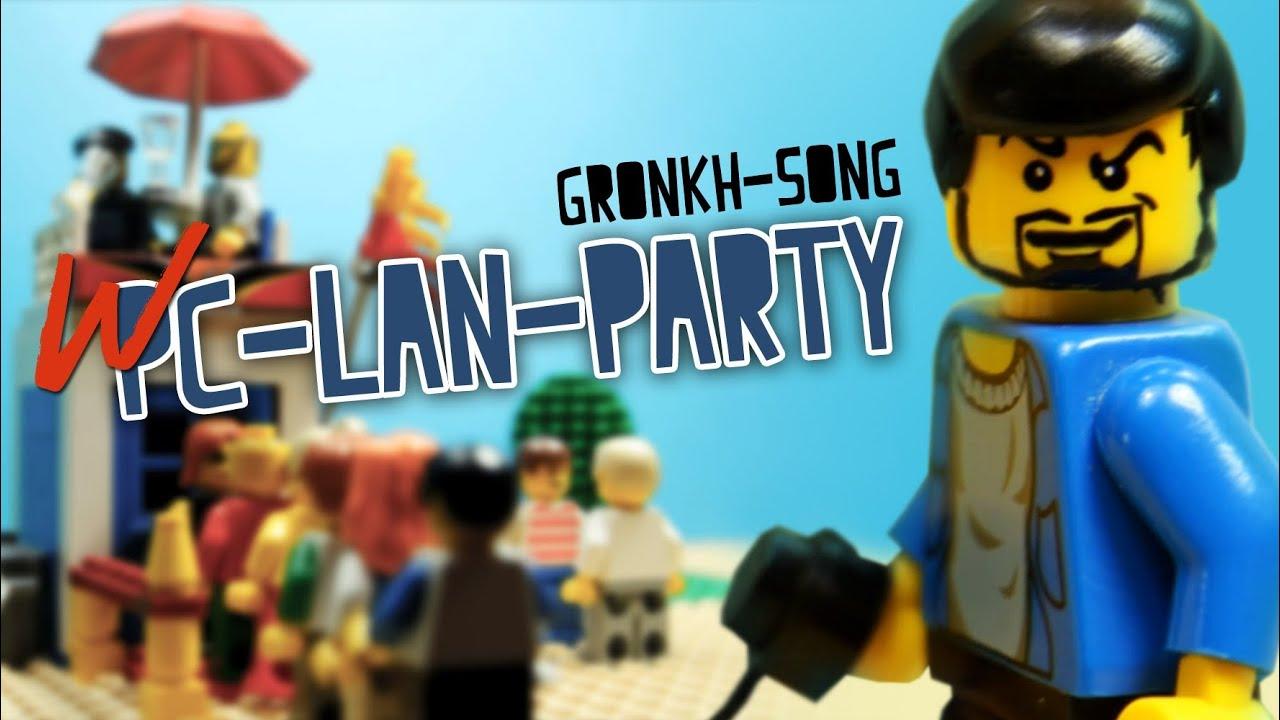 Gronkh Lego