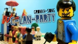 "[REUPLOAD] LEGO - Gronkh Song - ""WC-LAN-Party"""
