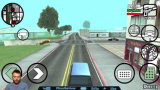 GTA San Andreas iOS - Gameplay #40 [ita]