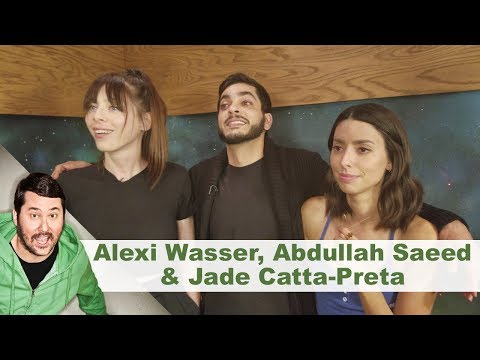 PostSesh  w Alexi Wasser, Abdullah Saeed & Jade CattaPreta  Getting Doug with High
