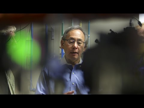 In Conversation: Professor Steven Chu