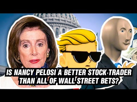 Nancy Pelosi Is The Best Inside Information Trader On The Planet