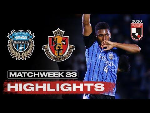 Kawasaki Frontale Nagoya Goals And Highlights