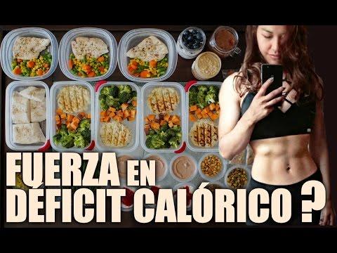 Dieta para tener mas fuerza