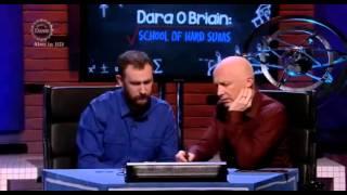 Dara O Briain's School of Hard Sums: Series 1 Episode 2